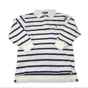 Polo Ralph Lauren Striped Long Sleeve Polo